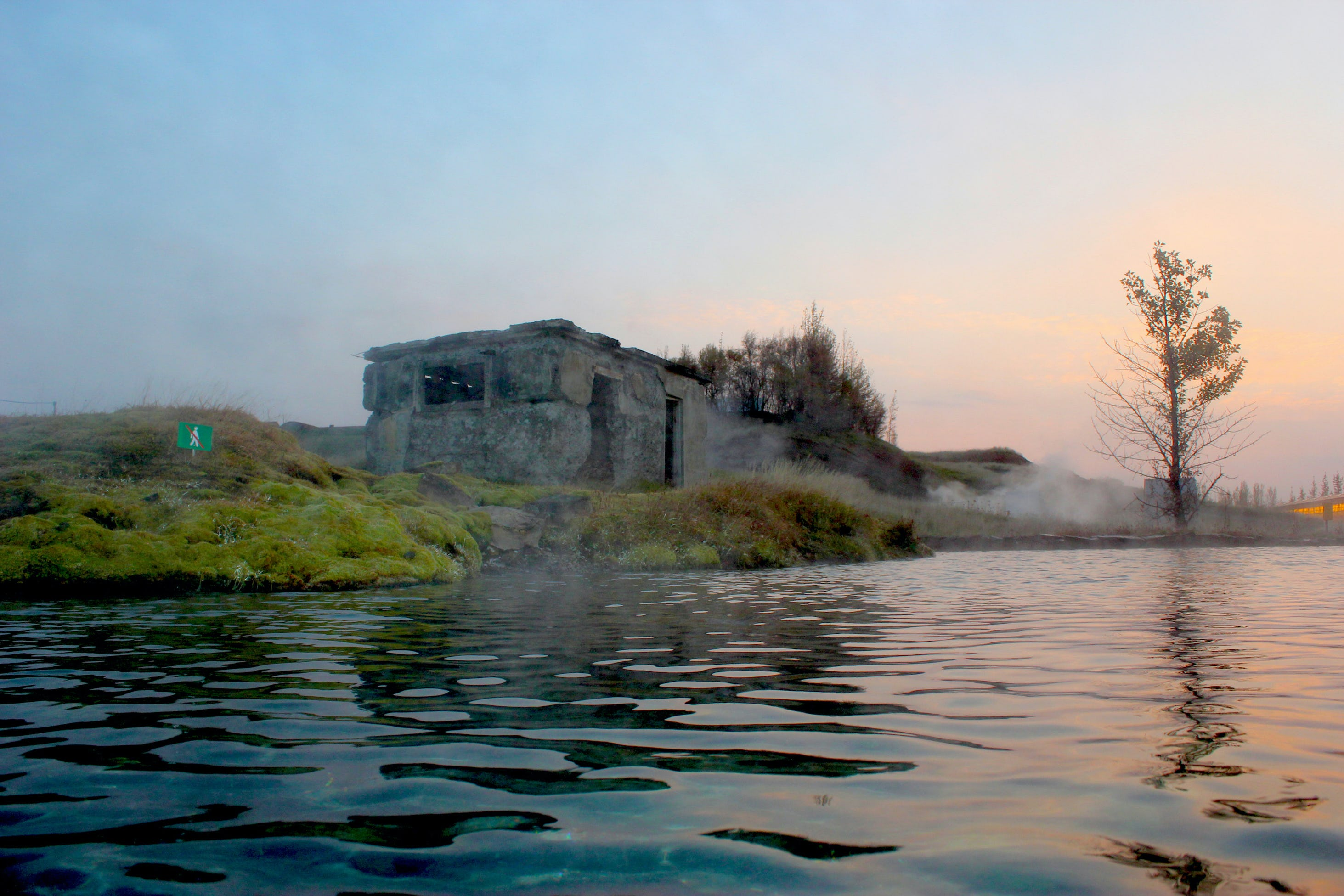 The Secret Lagoon is as historical a site as it is a geothermal one.