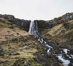 Snæfellsnes Peninsula is home of diverse landscapes like cascading waterfalls, lava fields and a glacier.