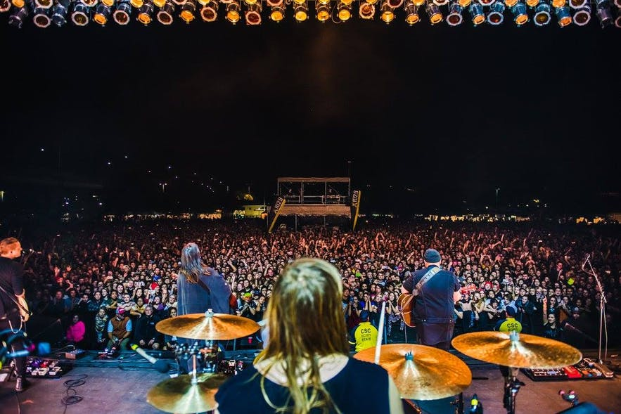Of Monsters and Men regularly tour to sold out audiences.