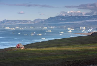 5 Day Summer Package   Golden Circle, South of Iceland with a Greenland Day Tour