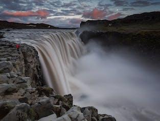 Dettifoss Waterfall & Ásbyrgi Canyon Tour from Akureyri