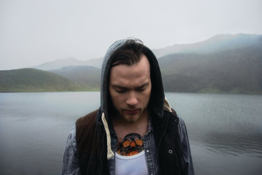 Ãsgeir's new album 'Afterglow' was released in May 2017. Credit: Ãsgeir Music Facebook.