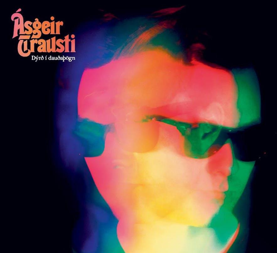 The album cover for Dýrð í dauðaþögn (2012)