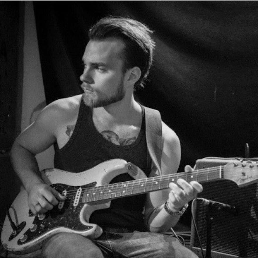 Ásgeir reissued his debut album with English translations by John Grant.