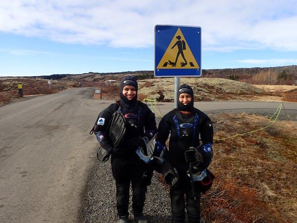 Scuba Iceland