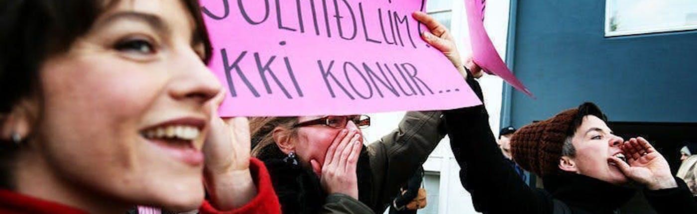 Egalité des sexes en Islande