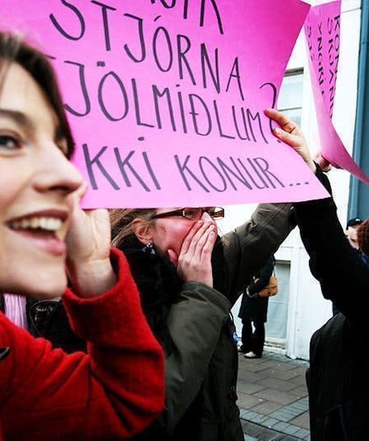 男女平等とアイスランド