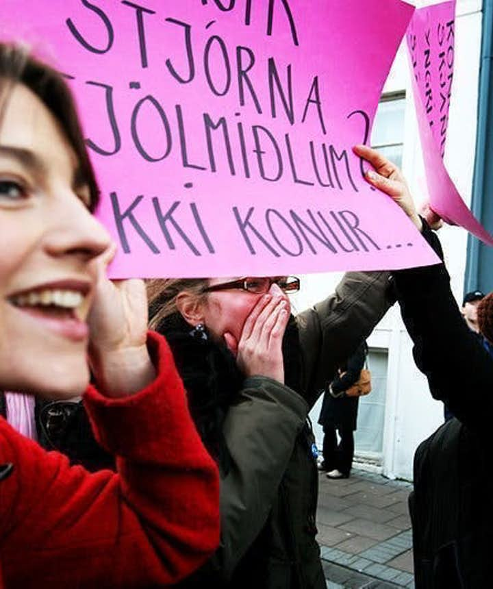 Gender Equality in Iceland