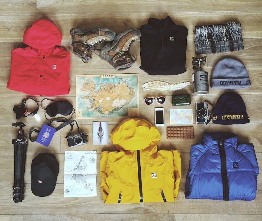 冰岛旅行打包-如何穿衣:防水+穿层+登山鞋