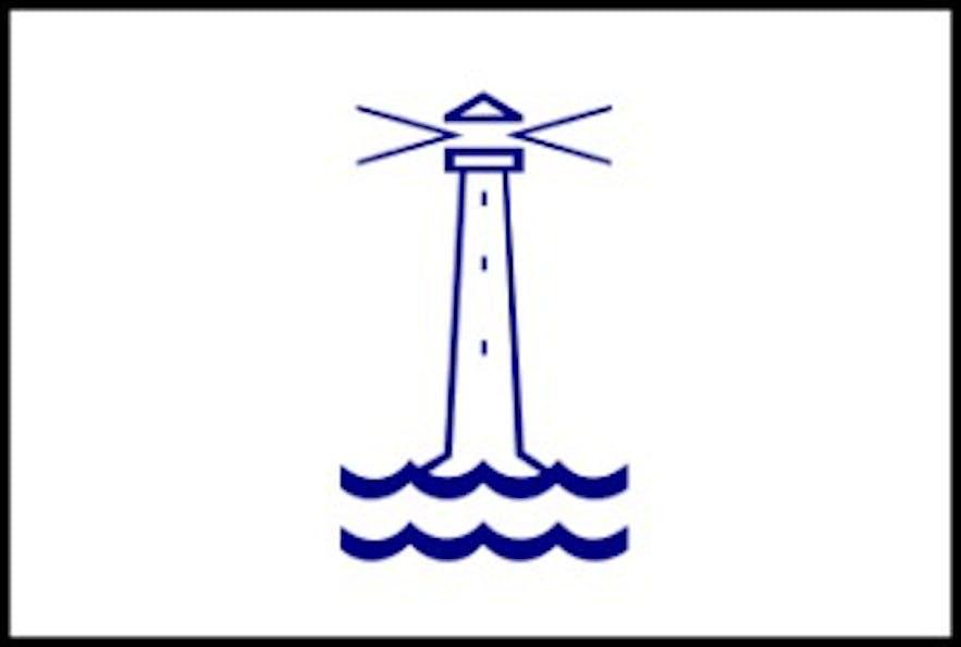 The Flag of Hafnarfjörður