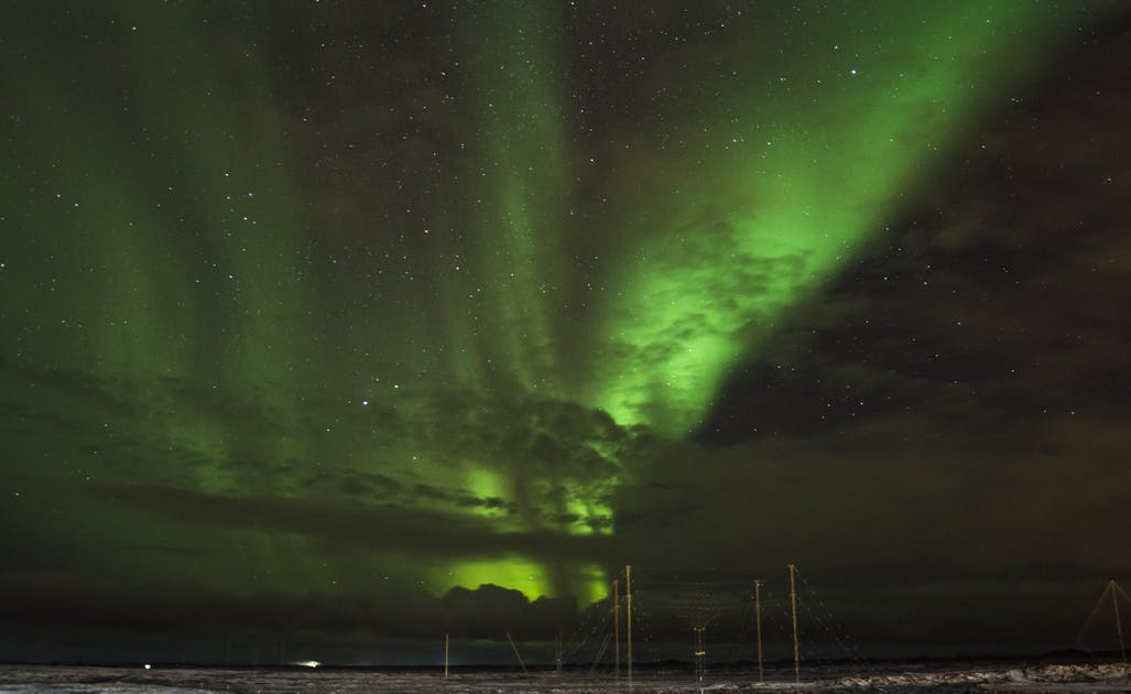 Happy Northern Lights Tour from Reykjavík | Guide to Iceland