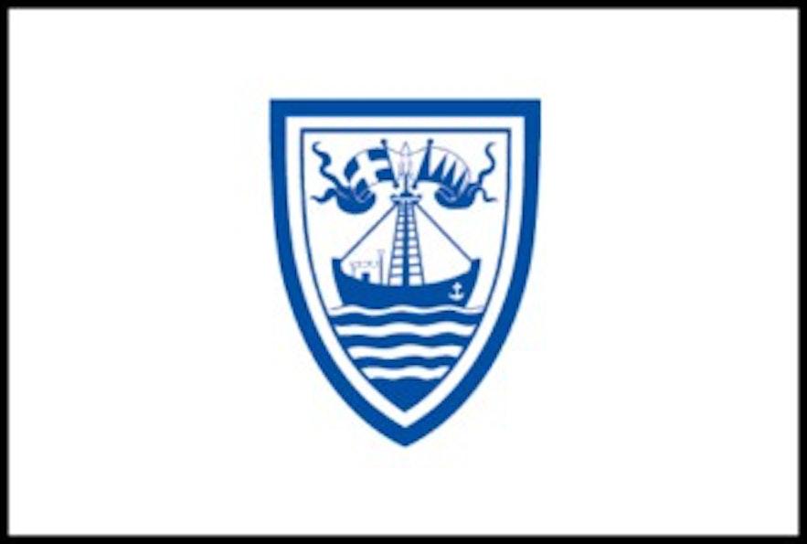 The Flag of Vestmannaeyjar
