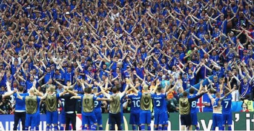 冰島足球隊歐洲杯