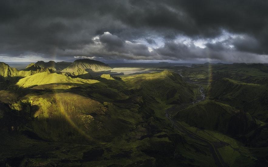 冰岛Þakgil