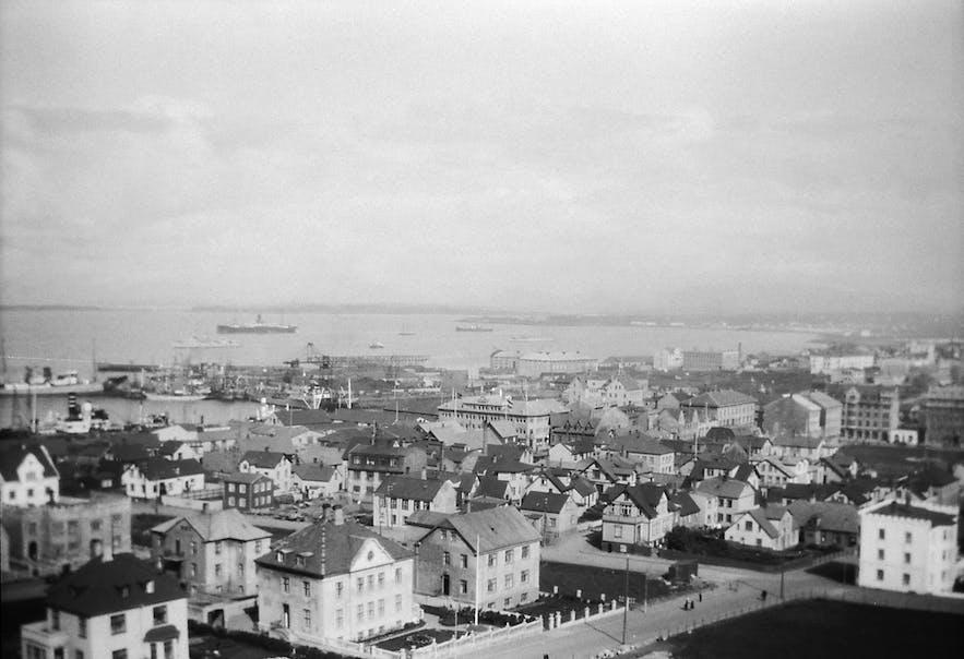 Reykjavik in 1930.