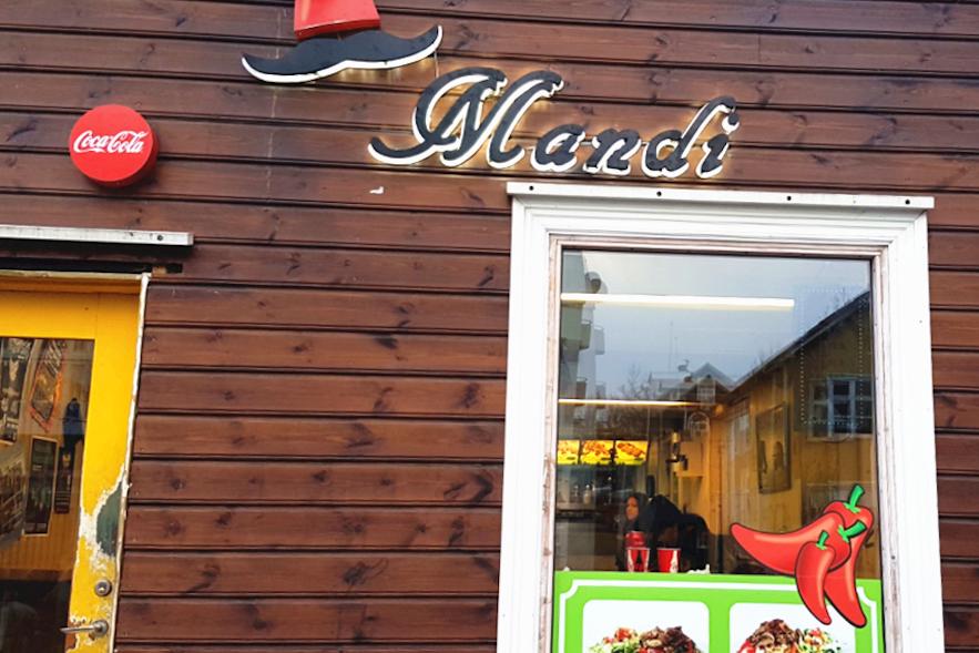 冰岛雷克雅未克餐厅
