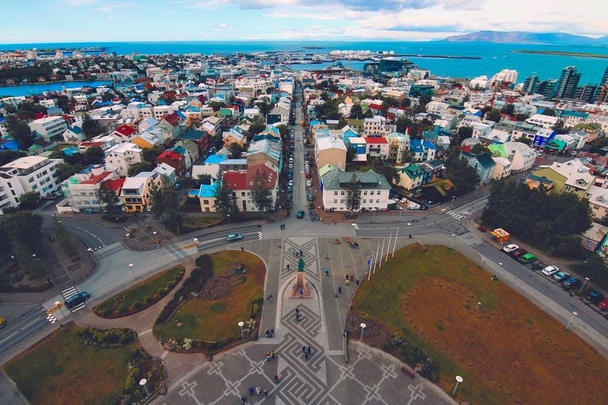 Le loyer dans centre de Reykjavik n'a jamais été aussi élevé