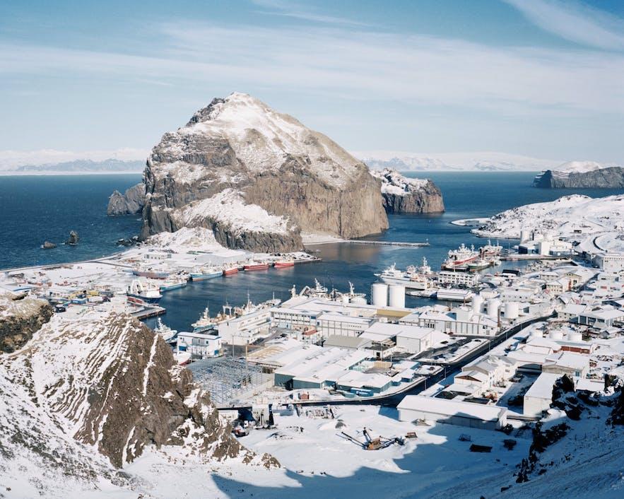 冰岛的岛屿