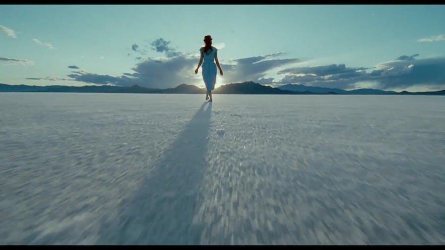 冰岛的电影取景地