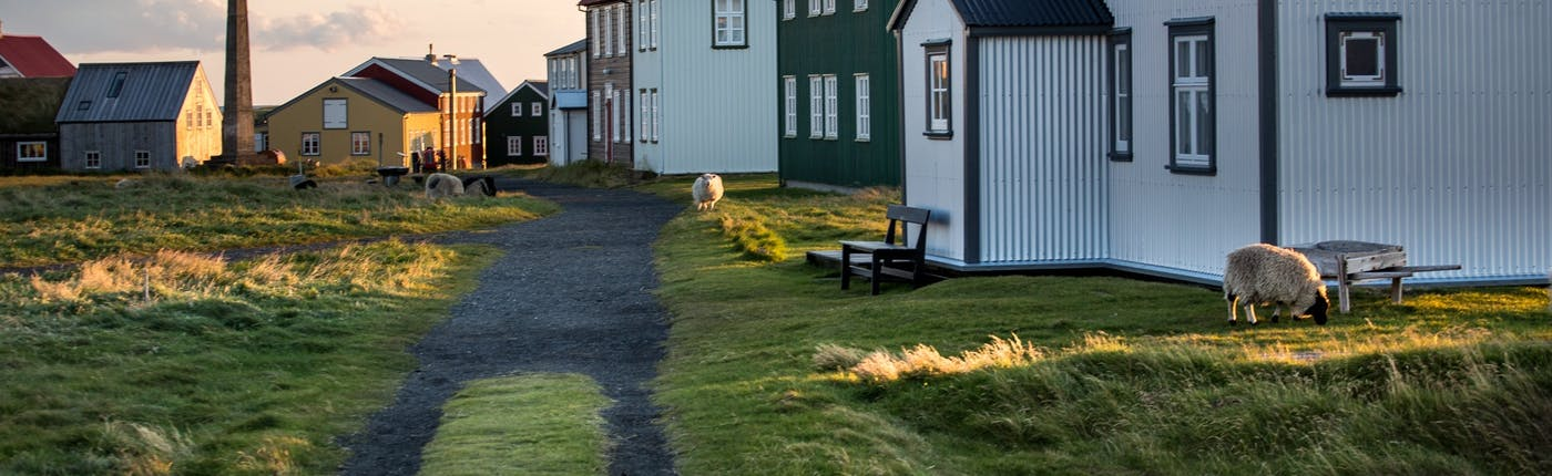 Top 5 Islands in Iceland