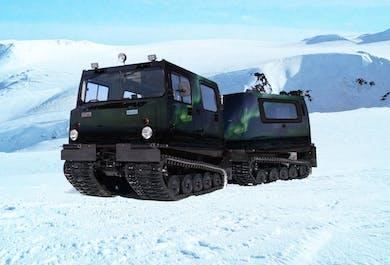 Summit Tour of Snaefellsjokull Glacier