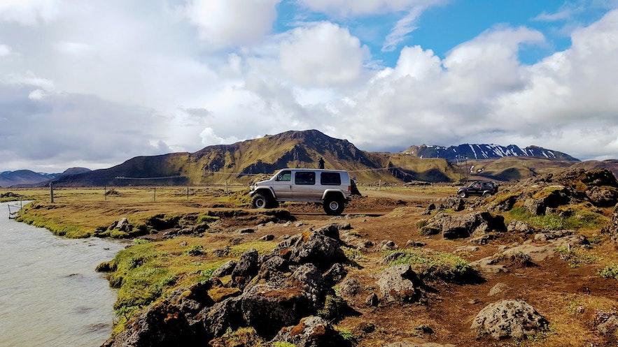 冰島中央高地