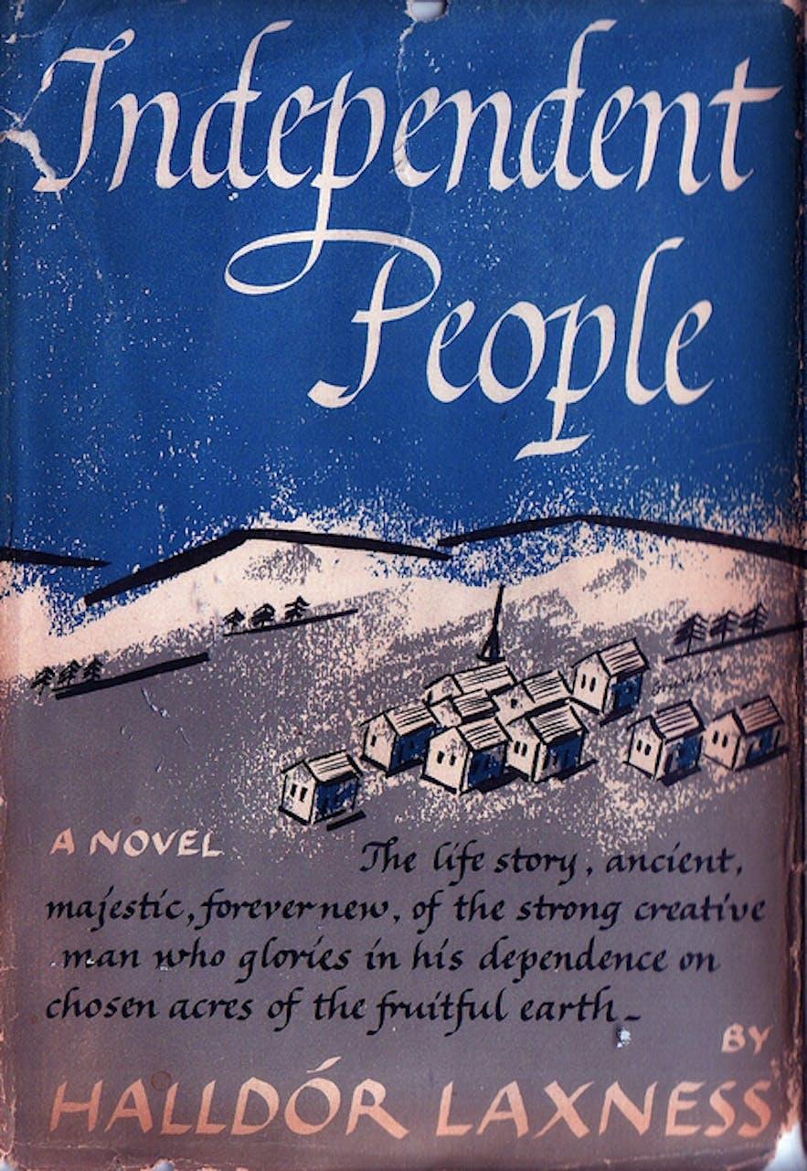 Halldór Laxness的著作《独立的人们》