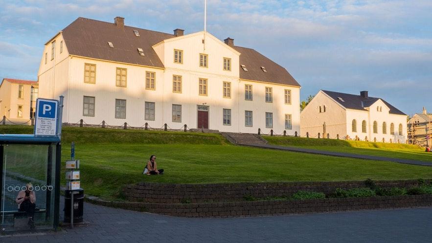 Centrum Reykjaviku