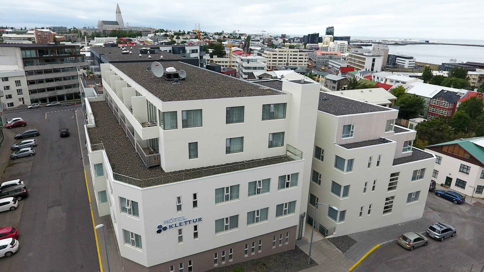 Top des hôtels et autres hébergements à Reykjavik