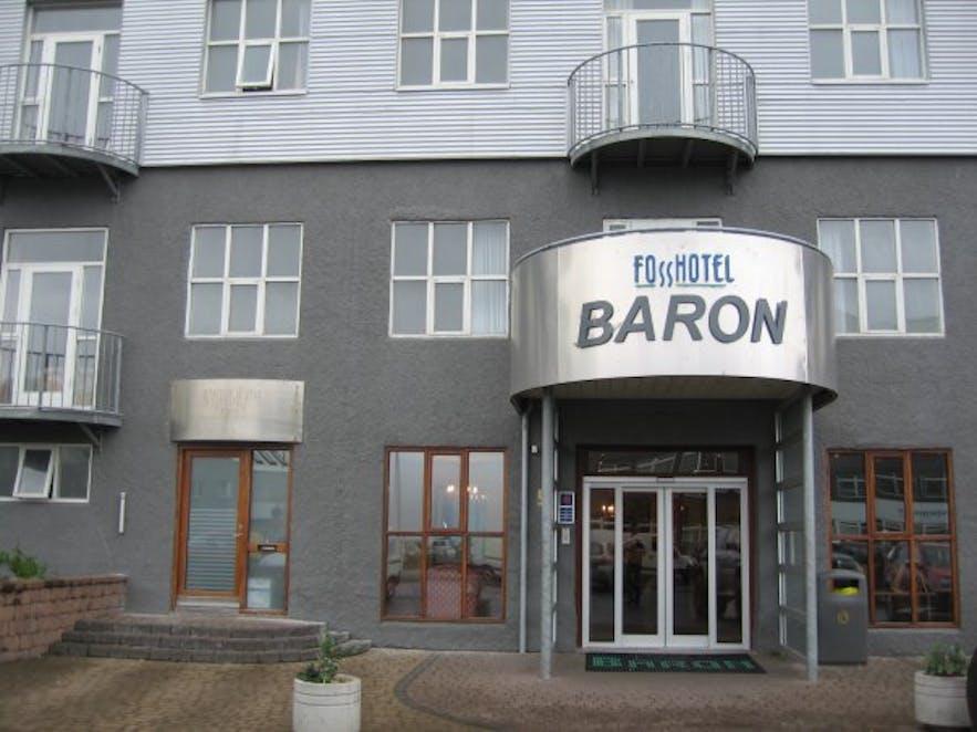 Fosshotel Baron is one of four Fosshotels in Reykjavík.