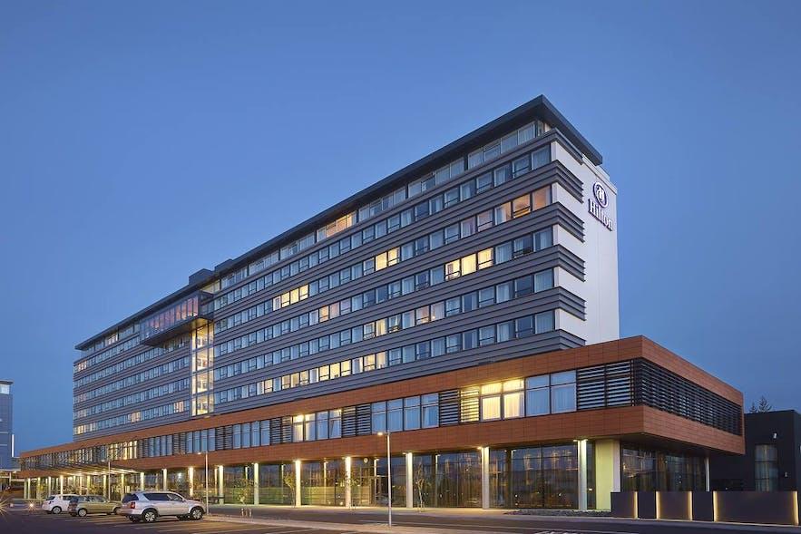 The Hilton Nordica is Reykjavík's original Hilton.