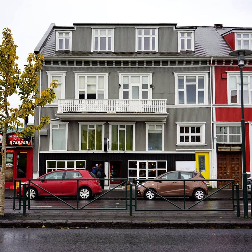 Centric Guesthouse Reykjavík is one of dozens and dozens of guesthouses.