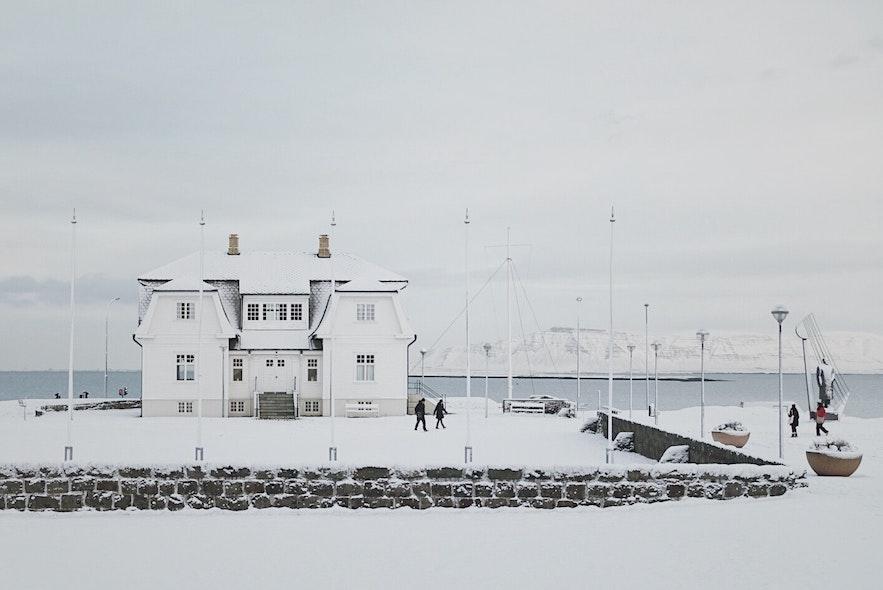 冰岛首都雷克雅未克霍夫迪楼-Höfði-冷战结束的开始