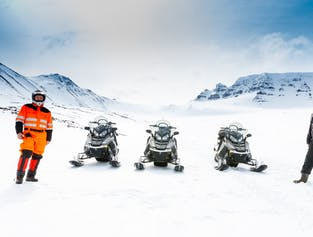 North-Iceland Snowmobile Adventure