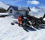 North-Iceland Snowmobile Adventure