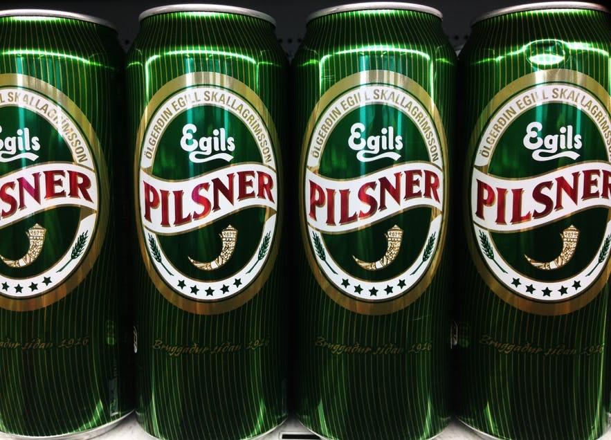 ビールではないPilsner