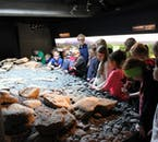 The Settlement Exhibition allows you to step into the Viking age.