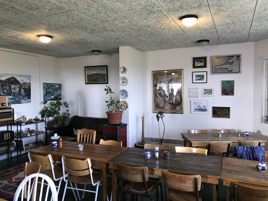 冰島斯奈山國家公園家庭餐廳