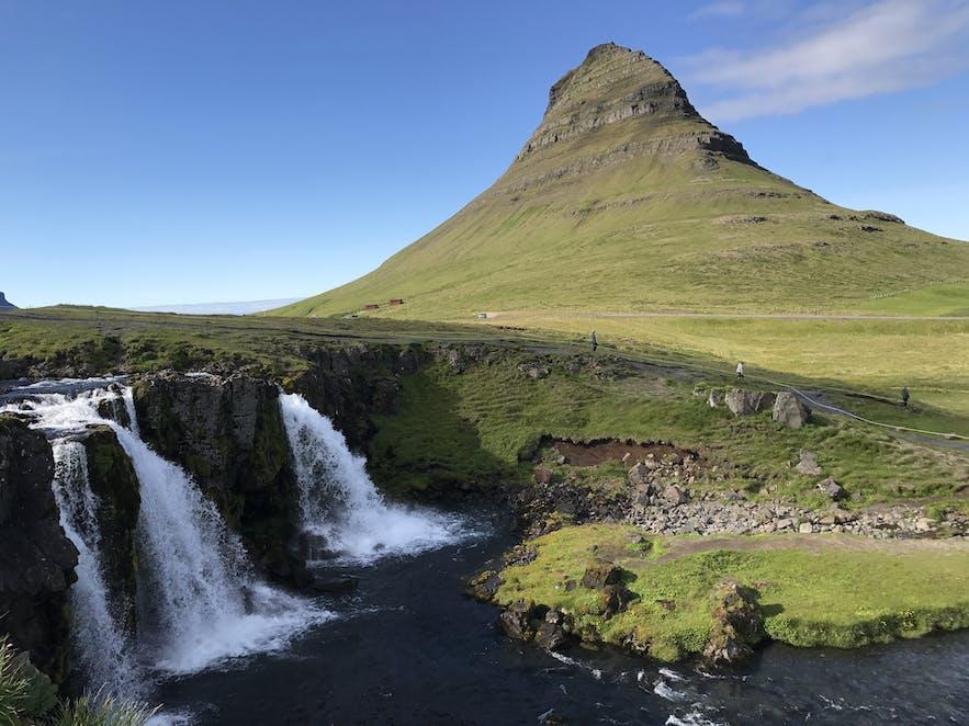 冰島教會山最佳角度