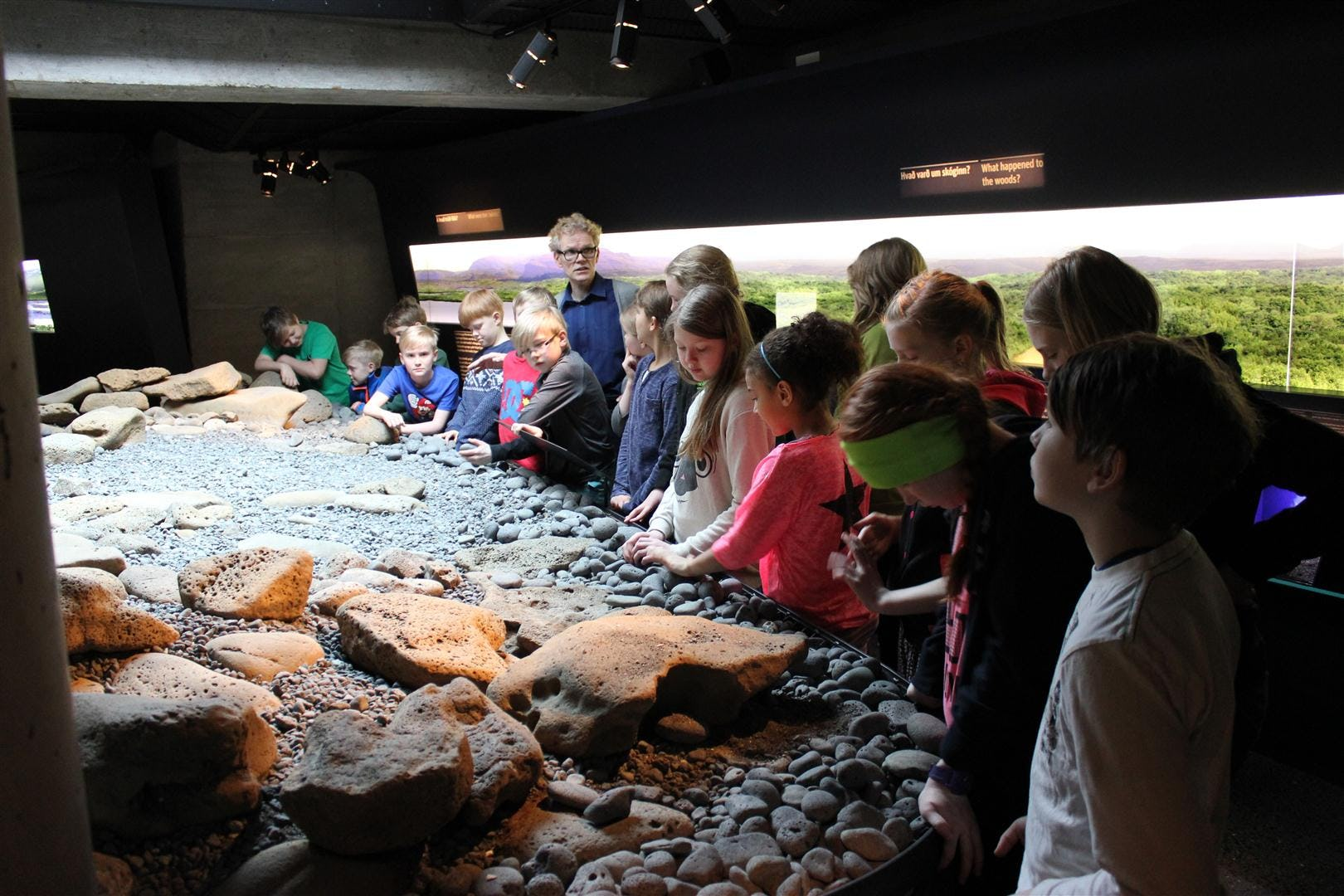 Kids will find plenty of interactive entertainment with the Reykjavík City Card.