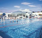 Reykjavík is home to dozens of geothermally heated swimming pools.