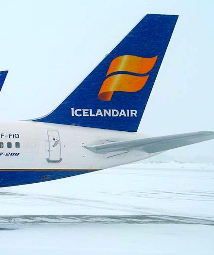 아이슬란드로 오는 항공편에 관한 모든것!