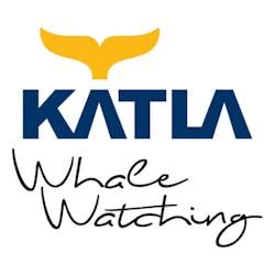Katla Whale Watching  logo