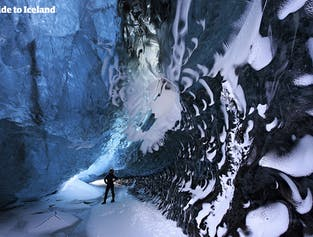 The 4-Day Package to the Ice Cave takes you to the icy wonder-world inside Vatnajökull glacier.