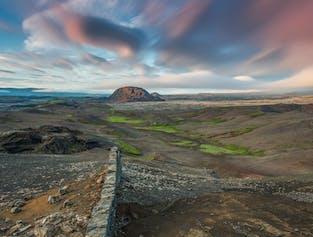 Visit the Volcanoes