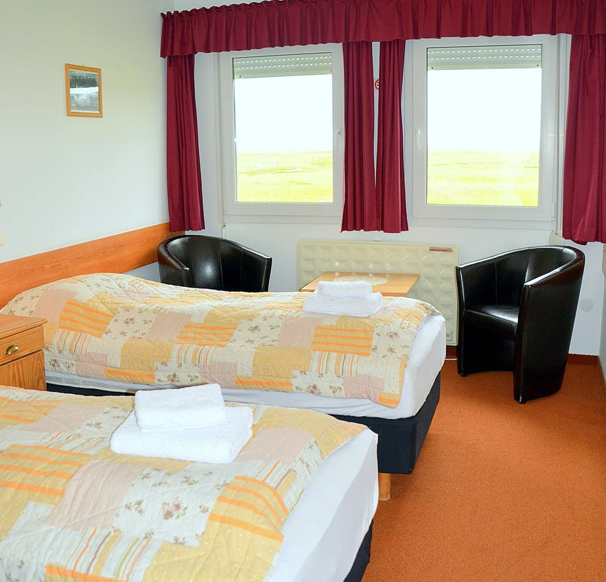 A lovely Stay at Hotel Breiðavík in the Vicinity of Puffins galore at Látrabjarg in the Westfjords of Iceland
