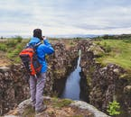 Þingvellir National Park is home to countless geological marvels.
