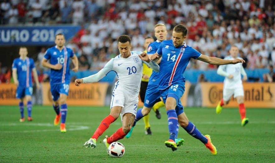 Iceland was heavily praised for its tightknit performance against England, whose arrogant approach quickly turned desperate.