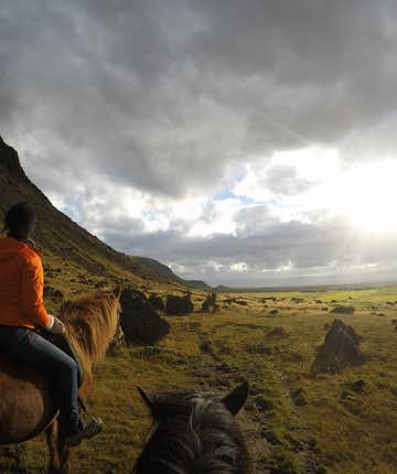 Best time to visit Iceland for horseback riding
