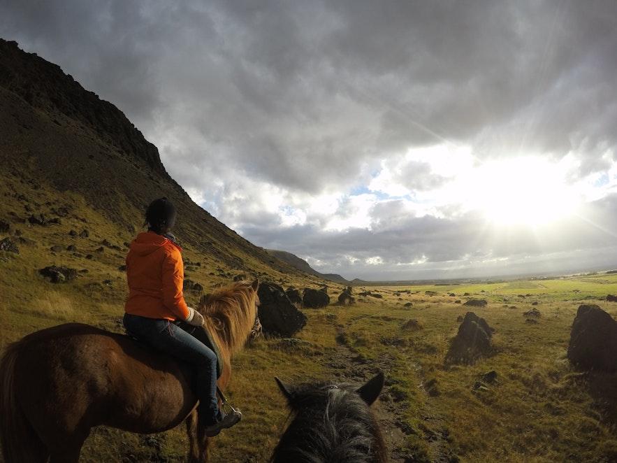 Best time to visit Iceland for horseback riding